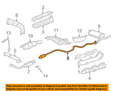 GM OEM Exhaust System-Front Pipe 22651053