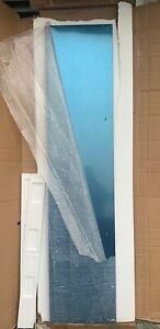 Thermador TFL18IR800 18 Inch Flat Stainless Steel Door Panel