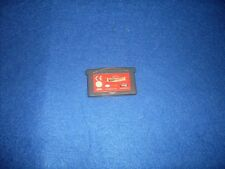 GIOCO NINTENDO GAMEBOY ADVANCE CARS MATER NATIONAL - GAME BOY GBA (L2)