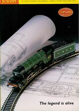 Hornby OO Scale Model Railways Catalogue 43rd Edition 1997 3681F