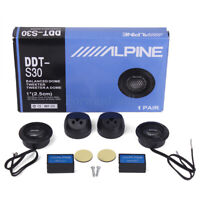 Fit ALPINE DDT-S30 Car Stereo Speakers Music Dome Balanced Car Tweeters 360w