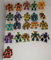 Lot of Battle Beasts - no weapons - Hasbro Takara  collection 21 figures w/rubs