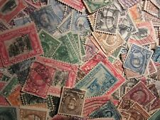 Antique US Used Postage Stamp Lots from 1880 to 1980 Please Read FREE SHIPPING
