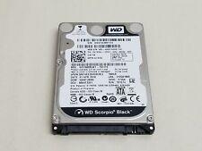 Western Digital WD Black WD1600BJKT 160GB SATA II 2.5 in Laptop Hard Drive