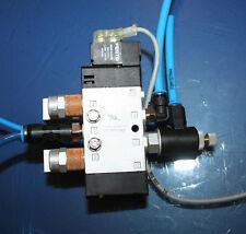 Festo CPE14-M1BH-5L-QS-6 Pneumatic Solenoid Valves 196911 w/MSZE-3-24VDC Coil
