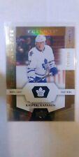 2016/17 Upper Deck Trilogy Kasperi Kapanen  Rookie #/999 Toronto Maple Leafs