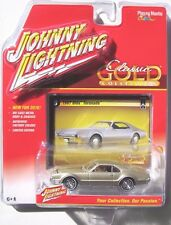 JOHNNY LIGHTNING 2016 CLASSIC GOLD 1967 OLDS TORONADO #9 B Gold LIMITED EDITION