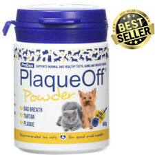 Proden Plaque Off For Cats and Dogs 60g Natural Gum Health Cat Dog Hygiene Pets