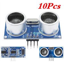 10pcs Arduino Ultrasonic Module Hc Sr04 Distance Sensor Measuring Transducer