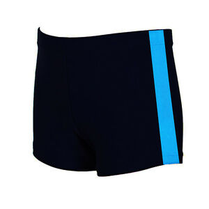 Boys Swimming Shorts Kids Swim Trunks Sports School Beach Wear Elastane