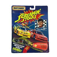 "1991 Matchbox Screamin' Stocks Davey Allison #28 Stock Car with ""Sound Trailers"""