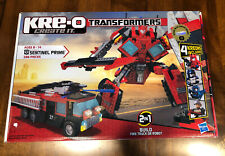 TRANSFORMERS KRE-O SENTINEL PRIME 30687 4 KREONS INCLUDED NIB SEALED