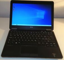 """Dell Latitude E7240 - 12.5"""" - Core i7 - SSD 256 Go - 8 Go"""
