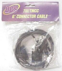 MTH 50-1018 DCS TIU/TMCC 6' Connector Cable