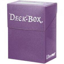 Aleatoire pour rangement carte //20 Deck Box Ultra Pro lot de 6 boites Couleurs