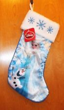 Disney Frozen Christmas Stocking, Elsa & Olaf. New With Tags
