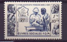 AFRIQUE  EQUATORIALE FRANCAISE 309 MnH gezondheid, health, Gesundheit 0708