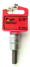 Teng Outil M381508-C Douille pour Interne Hex Trous avec 1cm Moteur 8mm