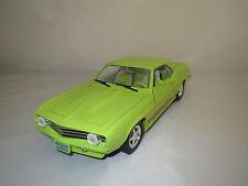 "Ertl/American Muscle  ""1969""  Chevrolet  Camaro  (neongrün)  1:18  ohne Vp.!"