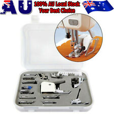 15x Domestic Sewing Machine Presser Feet Set Walking Foot Kit For Brother Singer