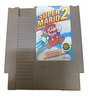 Super Mario 2 Nintendo NES PAL FRA (French)
