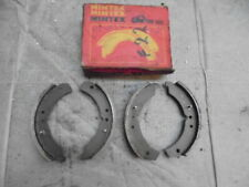 FORD ANGLIA 105E Front Brake Shoe x4