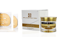 NEW GOLD COLLECTION FACE LIFT SET 3pc- GOLD CREAM 1.69 Oz + 2 Mask