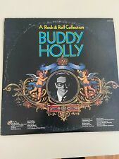 BUDDY HOLLY A ROCK AND ROLL COLLECTION DOUBLE  LP