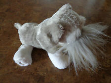 Webkinz Schnauzer w/out code retired Excellent condition Hm159 w/Free Fast Ship