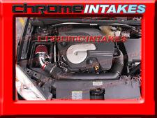 04 05 06 07 08 09-11 CHEVY MALIBU/PONTIAC G6 3.5L/3.6L/3.9L V6 AIR INTAKE S RED