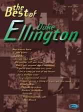 The Best of Duke Ellington Piano, Vocal & Guitar Sheet Music Artist Songbook