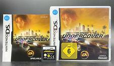 Spiel: NEED FOR SPEED UNDERCOVER für den Nintendo DS + Lite + Dsi + XL + 3DS 2DS