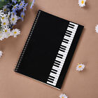 29x19cm 50 Pages Music Composition Manuscript Paper Staff Book Stave Notebook