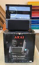 AKAI amp500 Bluetooth Freisprech iPod Docking mp3 STEREO USB SD