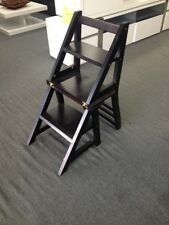Multifunction Chair (Turn chair into step ladder)