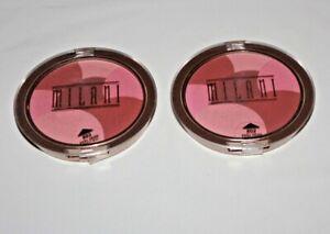 MILANI Powder Mosaics Bronze in #02 Honey Kissed Lot OF 2 Sealed