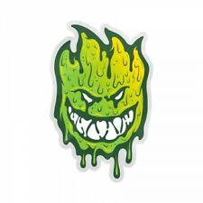 SpitFire Toxic Apocalypse Skateboard Sticker 6in