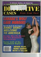 Detective Cases Mag Canada's Wolf Lake Murders April 1999 051120nonrh