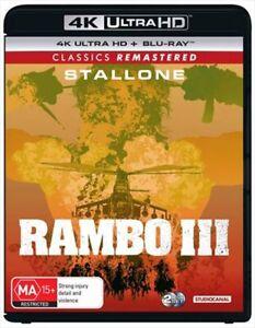 Rambo - First Blood III UHD