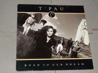 "T'Pau:   Road to our dream  UK  1988  Near mint  promo   7"""