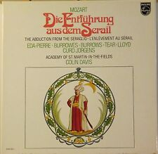 Mozart's- The Abduction from the Seraglio - 3 LP Record Set - 1979 - Excellent!