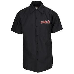 Toxico Clothing - Rednek Gothic Workshirt
