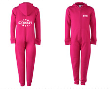 Children's Gymnast Personalised Custom All-in-one Jumpsuit