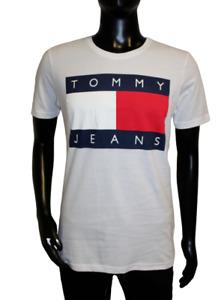 Tommy Hilfiger Herren shirt T-Shirt M-XXXXL weiß NEU