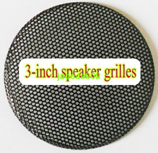 "2pcs 3""inch speaker grill Car audio Protective decorative Iron net cover"
