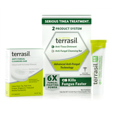 Terrasil® Tinea Treatment MAX - 6x Faster Relief, 100% Guaranteed