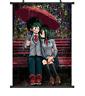 "Hot Anime Boku no Hero Academia Poster Wall Scroll Home Decor 8""x12"" F347"
