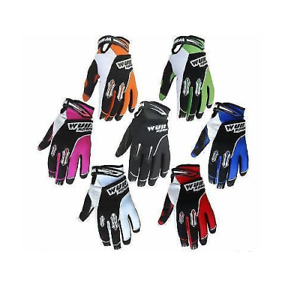 Wulfsport Kids Cub Stratos Trials Motocross MX Gloves