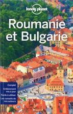 Roumanie et Bulgarie (2e édition) Collectif Lonely Planet Neuf Livre
