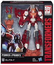TRANSFORMERS POWER OF THE PRIMES VOYAGER CLASS AUTOBOT ELITA-1